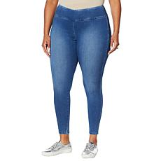 """""""As Is"""" G by Giuliana G-Soft Denim Jegging"""