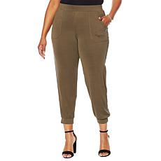 """As Is"" G by Giuliana Luxe Knit Ankle Pant"
