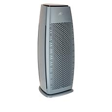 """As Is"" Hunter True HEPA Tall Tower Air Purifier with EcoSilver Pre..."