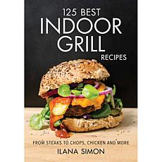"""As Is"" Indoor Grill Cookbook with 125 Recipes"