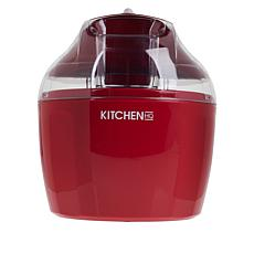 """As Is"" Kitchen HQ 1.5-Quart Ice Cream Maker"