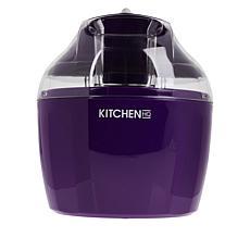 """As Is"" Kitchen HQ 1.5-Quart Ice Cream Maker"