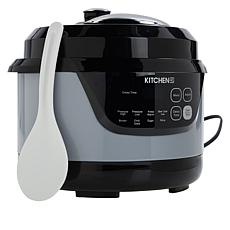 """As Is"" Kitchen HQ 2-Quart Digital Pressure Cooker"