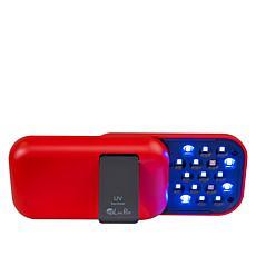 """As Is"" LivePure Handheld Portable UV Sanitizer"