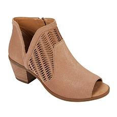 """""""As Is"""" Lucky Brand Bahrie Leather Shootie"""