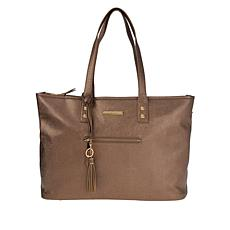 """As Is"" Marcy McKenna Everything Tote"