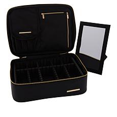 """As Is"" Marcy McKenna Ultimate Customizable Cosmetic Case"