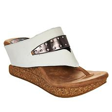 """As Is"" Modzori Bianca 4-in-1 Reversible Wedge Slide"
