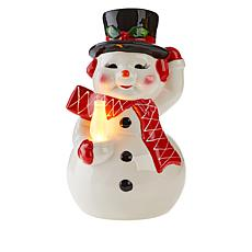 """As Is"" Mr. Christmas Nostalgic Holiday Figure with LED Lights and ..."