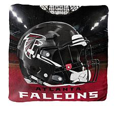 """As Is"" Officially Licensed NFL 16"" x 16"" Light Up Pillow"