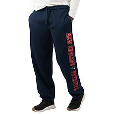 """""""As Is"""" Officially Licensed NFL Game Time Sweatpant by Glll - Patriots"""