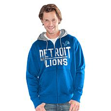 """""""As Is"""" Officially Licensed NFL Hail Mary Full-Zip Hoodie by Glll -..."""