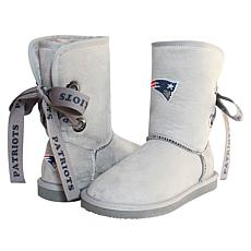 """""""As Is"""" Officially Licensed NFL Women's The Quarterback  Boot  by Cuce"""