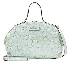 """As Is"" Patricia Nash Fiora Dome Satchel"