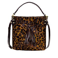 """""""As Is"""" Patricia Nash Torresina Leather Bucket Bag"""