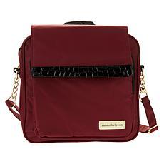 """As Is"" Samantha Brown Crossbody Bag"