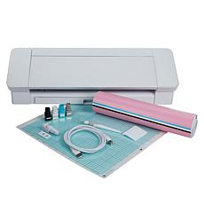 """""""As Is"""" Silhouette Cameo 4 Electronic Cutting Machine and Vinyl Bundle"""