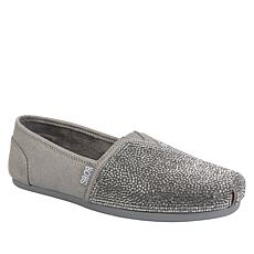 """As Is"" Skechers BOBS Plush Lil Jewel Slip-On Shoe"