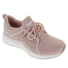 """As Is"" Skechers Bobs Squad Pocket Ace Lace-Up Sneaker"