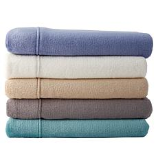 """As Is"" Soft & Cozy 4-Piece Plush Sheet Set"