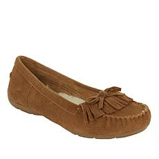 """""""As Is"""" Sporto® Patty Water-Resistant Suede Slip-On Loafer"""