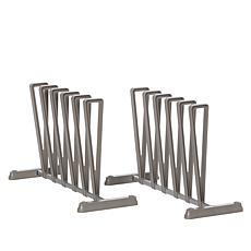 """As Is"" StoreSmith Boot Racks - Set of 2"