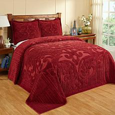 Ashton 100% Cotton Tufted Chenille Bedspread - King