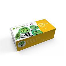 Aspara KHS0001 8-capsule Seed Kit - Herb Selected