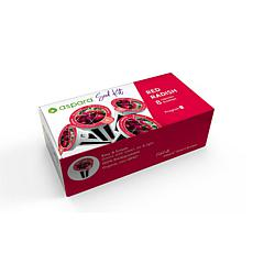 Aspara KRR0001 8-capsule Seed Kit - Red Radish