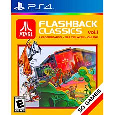 Atari Flashback Vol 1 - PlayStation 4