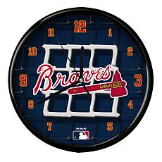 Atlanta Braves Team Net Clock
