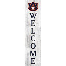 """Auburn University 48"""" Welcome Leaner"""