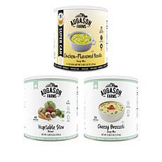 Augason Farms Super Soups Family Favorites 3-pack