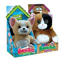 Babble Budz Interactive Plush Toys 2-pack