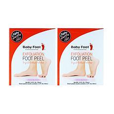 Baby Foot Original Foot Peel Set of 2