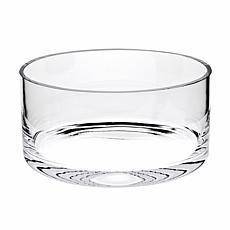 """Badash Manhattan European Lead-Free Crystal 8"""" Classic Cylinder Bowl"""