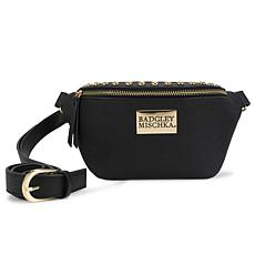 Badgley Mischka Bridgette Vegan Leather Belt Bag