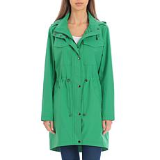 Bagatelle Sport Nylon High-Low Anorak