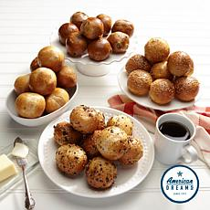 Bagel Lites Mini Bagel Balls 36ct Breakfast Variety
