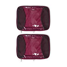 Baggallini 2-pack Large Compression Cubes