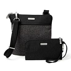 Baggallini Securtex RFID Slim Crossbody