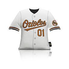 Baltimore Orioles Plushlete Big League Jersey Pillow