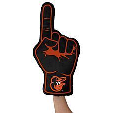 Baltimore Orioles Plushlete Fan Finger Pillow