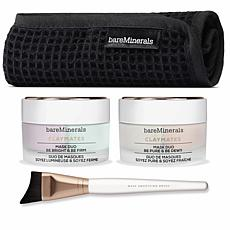 bareMinerals Clay Mates and Mask Essentials Duo