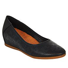 Baretraps® Nixy Laser-Cut Hidden Wedge Slip-On Shoe