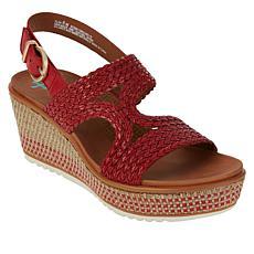 Baretraps® Posture Plus Elsa Wedge Sandal
