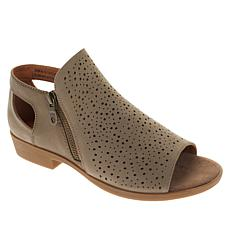 Baretraps® Shawn Open-Toe Laser-Cut Shootie