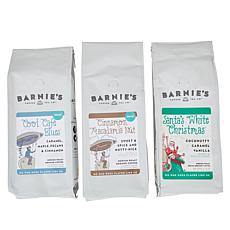 Barnie's Coffee Decaf Trio