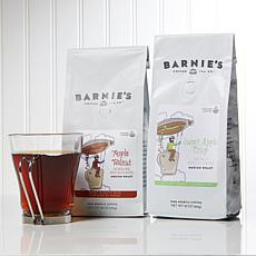 Barnie's Coffee Kitchen Ground Coffee Fall Flavor Duo