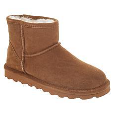 "BEARPAW® Alyssa 5"" Suede Sheepskin Boot with NeverWet™"